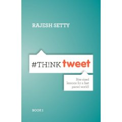 ThinkTweet Book 1 – a review in 140 characters