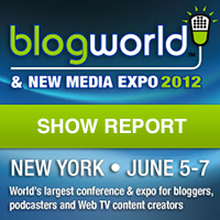 ContentRobot at BlogWorld & New Media Expo NYC 2012: Day 3
