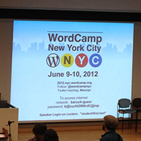 ContentRobot @ WordCamp NYC 2012