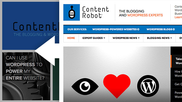 The New ContentRobot